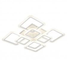 Светодиодная люстра 1375/4+4 WHT 200W 1375/4+4