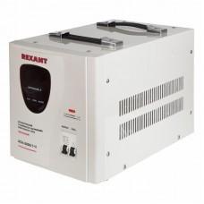 Стабилизатор напряжения AСН-5 000/1-Ц  REXANT 11-5005