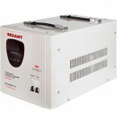 Стабилизатор напряжения AСН-8 000/1-Ц  REXANT 11-5006