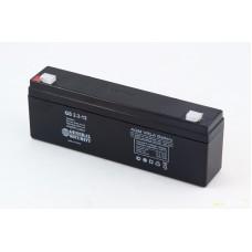 Аккумулятор 12 В 2,2 А/ч 30-2022-4