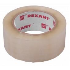 Скотч упаковочный REXANT 48 мм х 50 мкм, прозрачный, рулон 150 м 09-4204