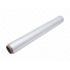 Стретч-пленка 450 мм х 20 мкм, вес 1,9 кг, прозрачная (первичное сырьё) 19-4520