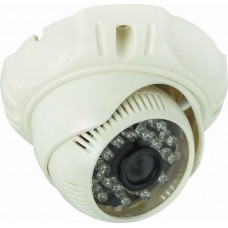 Купольная камера AHD 1.3Мп (960P), объектив 3.6 мм., ИК до 20 м. 45-0141