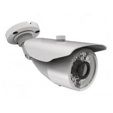 Цилиндрическая уличная камера AHD 1.3Мп (960P), объектив  3.6 мм., ИК до 20 м. 45-0144
