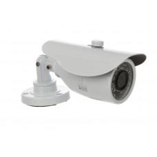 Цилиндрическая уличная камера AHD 2.0Мп (1080P), объектив 3.6 мм., ИК до 20 м. 45-0261