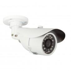 Цилиндрическая уличная камера AHD 4.0Мп, объектив 3.6 мм., ИК до 20 м. 45-0358