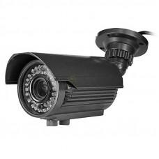 Цилиндрическая уличная камера AHD 4.0Мп, объектив 2.8-12 мм., ИК до 50 м. 45-0362