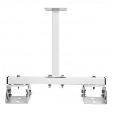 Кронштейн для камер видеонаблюдения REXANT, двойной с поворотными площадками, 30 см 34-0874