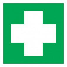 Наклейка знак медицинского  назначения