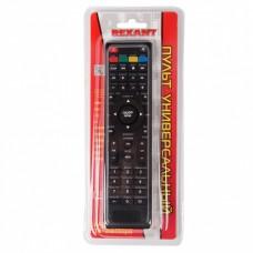 Пульт универсальный для телевизора (RX-707E) REXANT 38-0011