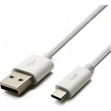 USB кабель USB 3.1 Type-C (male) - USB 3.1 Type-C (male) белый 18-1890-9