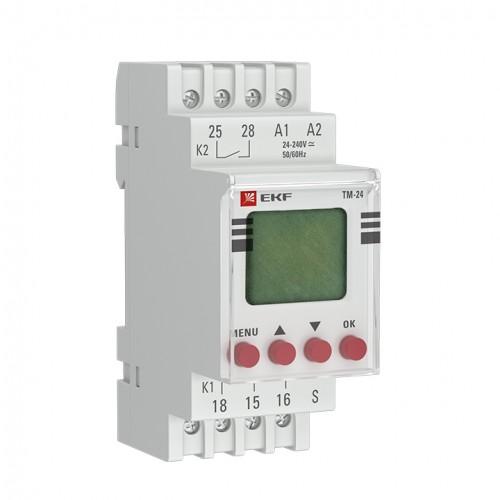 Таймер электронный многофункциональный ТМ-24 EKF PROxima tm-24