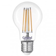 Лампа светодиодная GLDEN-A60S-17-230-E27-2700 660319