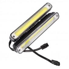 Дневные ходовые огни в пластиковом корпусе и светодиодным модулем 80-1132