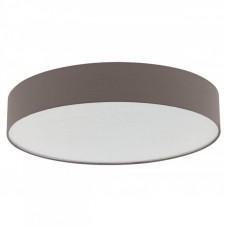 39423 Cветодиод. потолочный светильник ESCORIAL c пультом ДУ и регул. цвета, 40W(LED), 400lm, O570, 39423