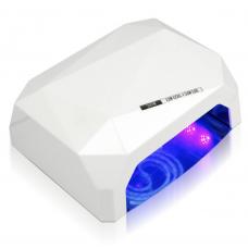 Лампа для сушки ногтей Brilliant Professional (гибрид.CCFL+LED,36 Вт)  REXANT 31-0702