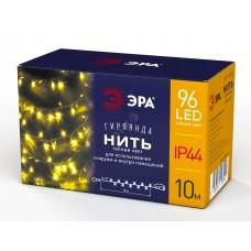 ENON-10B  ЭРА Гирлянда LED Нить 10 м теплый свет, 24V, IP44 Б0041905