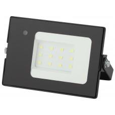 Прожектор ЭРА LPR-041-1-65K-010 10Вт 700Лм 6500К датчик движения нерегулируемый 122x75x35 Б0043573