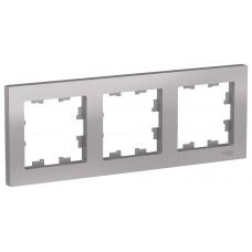 AtlasDesign Алюминий Рамка 3-ая, универсальная ATN000303