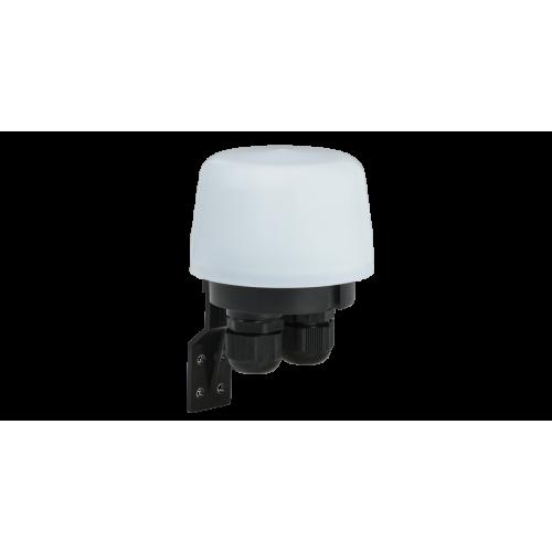 Фотореле ФР 604 макс. нагрузка 3300ВА IP66 белый IEK LFR20-604-3300-K01