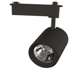 Светильник  трековый 20 Вт 1 фаза GTR-20-1-IP20-B черный 580024