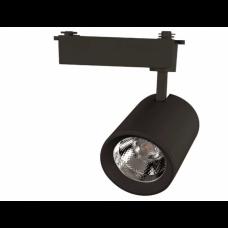 Светильник  трековый 40 Вт 1 фаза GTR-40-1-IP20-W  белый 580006