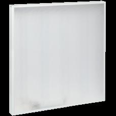 Панель LED ДВО 40404D 595х595х40мм 40Вт 4000К упр. DALI IEK LDVO4-40404D-40-4000-K01