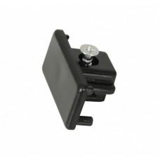 Заглушка торцевая G-1-E-IP20-B для шинопровода одноф. черная 10шт в уп. 581401