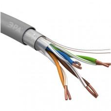 U-4-PE LAN-кабель витая пара U/UTP-Cu   ЭРА  4x2x24 AWG Cat5e CU PE OUTDOOR 305м Б0044431