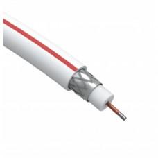 SL-M-75-PVC100 Коаксиальный кабель SAT   ЭРА 50 M,75 Ом, CCS/(оплётка Al 75%), PVC, цвет бе Б0044607