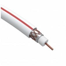 S-M-75-PVC100 Коаксиальный кабель SAT   ЭРА  50 М, 75 Ом, Cu/(оплётка Cu 75%), PVC, цвет бе Б0044617