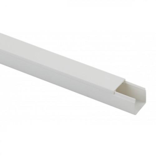 Кабель-канал ЭРА 16x16 белый (100м.) (50/1400) Б0031131