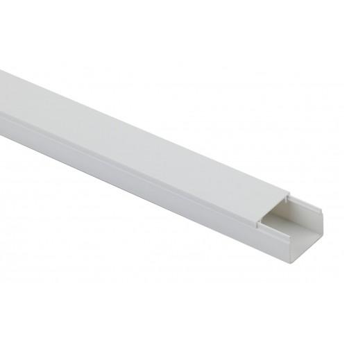 Кабель-канал ЭРА 25x16 белый (60м.) (30/1350) Б0031133
