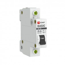 Выключатель нагрузки ВН-29 1P 16А EKF Basic SL29-1-16-bas