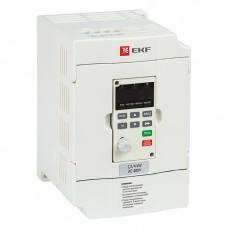 Преобразователь частоты 2,2/4 кВт 3х400В VECTOR-75 EKF Basic VT75-2R2-3B