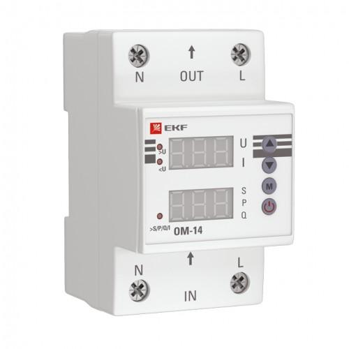 Ограничитель мощности ОМ-14 EKF PROxima rel-pl-14