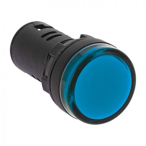 Матрица светодиодная AD16-22HS синяя 230В AC EKF PROxima ledm-ad16-b