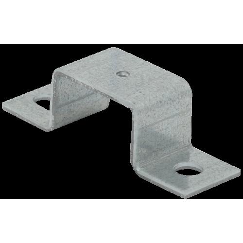 Кронштейн для установки DIN-рейки h=20мм IEK YDN10D-KH-020