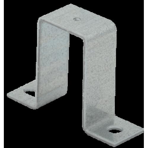 Кронштейн для установки DIN-рейки h=50мм IEK YDN10D-KH-050