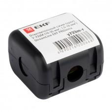 Ответвительный сжим (орех) У733М (16-35 мм2 1,5-10 мм2) розничный стикер StreamLine y733m-r