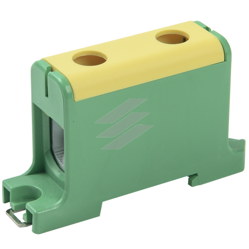 Клемма вводная силовая КВС 16-95 кв.мм. PE IEK YZN22-095-K52