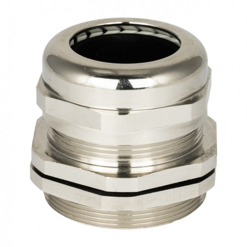 Сальник металлический MGM25 IP68 d проводника 10-14 мм. PROxima plc-mgm-25