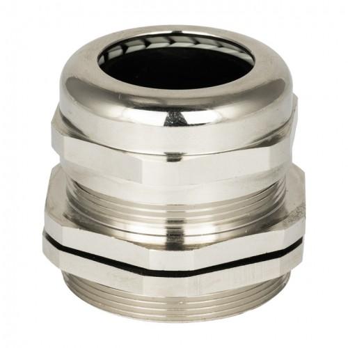 Сальник металлический MGM75 IP68 d проводника 42-52 мм. PROxima plc-mgm-75