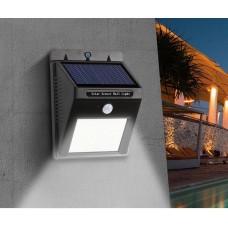 ERAFS064-04 Фасадный светильник с датчиком движения, на солнечной батарее, 20LED, 60 lm (64/1152 Б0044244