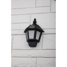 ERAFS012-26 Фасадный светильник Хром, на солнечной батарее, 3LED, 50lm (12/864) Б0044252