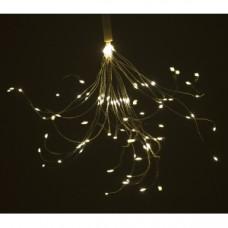 ERAUF024-02 Садовый подвесной светильник Фейерверк на солнечной батарее Б0044217