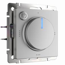 Терморегулятор электромеханический для теплого пола (серебряный) / WL06-40-01 a042013