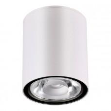 358012 NT19 166 белый Ландшафтный светильник IP65 LED 3000К 6W 220V TUMBLER 358012