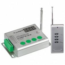 Контроллер CS-RGBW-SPI-RF4B (5-24V, ПДУ 4кн) 021397