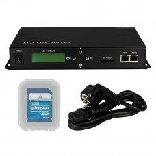 Контроллер HX-801TC (122880 pix, 220V, SD-карта) 022187